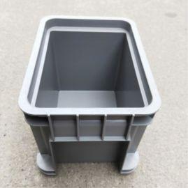 塑料物流箱 、塑料周转箱 ,塑料灰色 周转箱