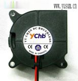 供應ychb4020鼓風機禹臣慧博散熱風扇,直流風扇5V;12V