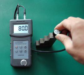 厂家直销]钢板厚度测试仪,黄岛钢板测厚仪