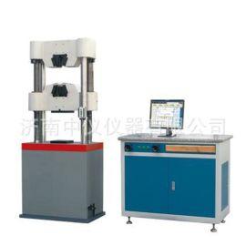 WEW-300B微机屏显式液压万能试验机万能材料拉力试验机