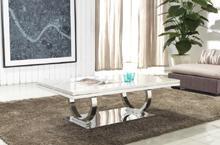 C1809不锈钢茶几,客厅家具,餐厅家具