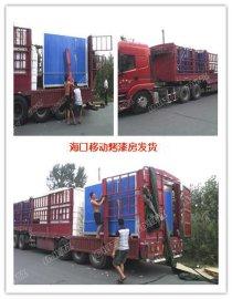 辽宁盘锦烤漆房专用4kw气泵批发 ,烤漆房出厂价格