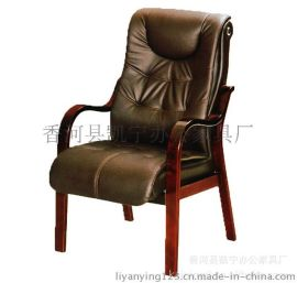 凯宁 5H806A 会议椅  实木椅