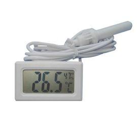 新款方形干燥箱数字养殖箱湿温度计食品运输箱数显温湿度计