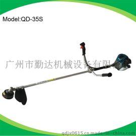广州厂家直销QD-35S背负式汽油割灌机,4冲程