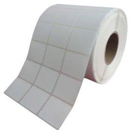 不干胶标签贴纸 标签条码打印纸 三排 32*25*5000张 不干胶 特价