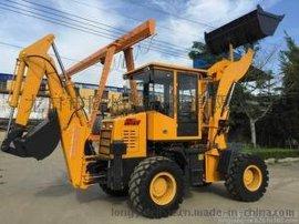 WZ25-20山东隆怡德小型挖掘装载机