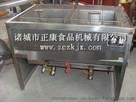 厂家直销电加热全自动搅拌油炸锅