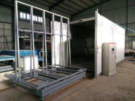 非高压釜pvb夹胶玻璃设备,夹胶玻璃设备,强化炉