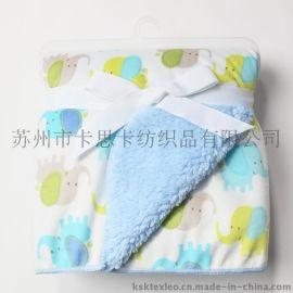 短毛绒毯  儿童毛毯 卡通毯子