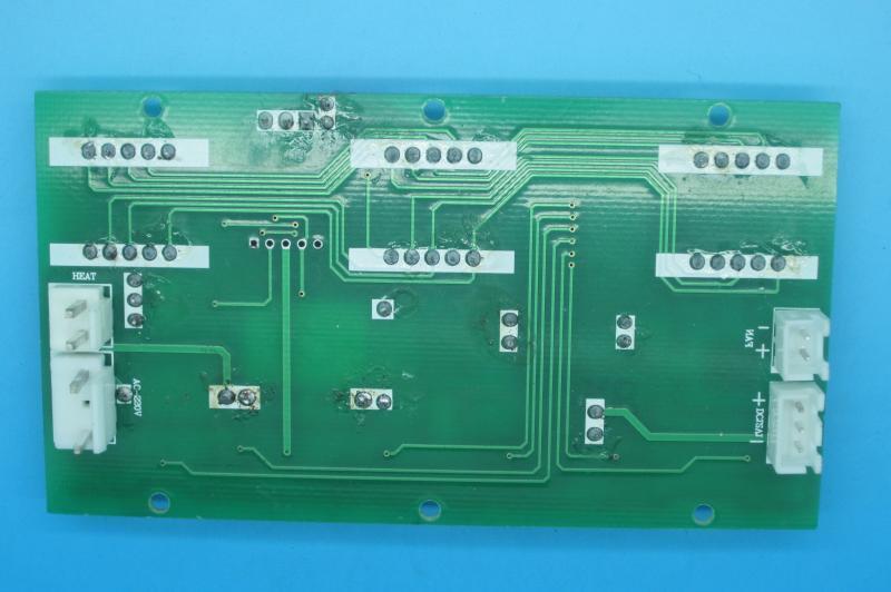 智能遥控调温臭氧发生器理疗控制板PCB电路板线路板开发设计