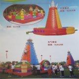 直销大型充气玩具 儿童游乐设备 充气城堡 充气跳跳床/充气攀岩