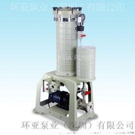 AX-206化学药液过滤机 过滤机特点 过滤机用途 深圳过滤机