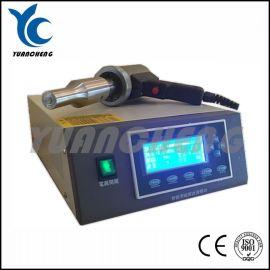 隧道专用款 防水板热熔垫圈超声波焊接机,超声波点焊机