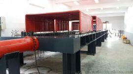 200吨大空间吊装带卧式拉力试验机