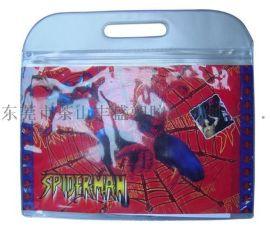 专业生产PVC蜘蛛侠玩具袋 PVC玩具套装袋 PVC密封拉链袋 价格优惠 欢迎来电咨询