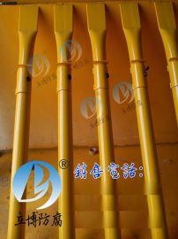 阴极保护测试桩 钢管测试桩