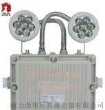 德力西BAJ51-2*2W鑄鋁LED防爆雙頭應急燈(IIB) 專用式防爆應急燈