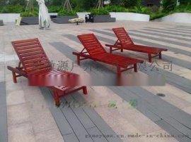 户外沙滩泳池边休闲沙滩椅 月销**户外家具沙滩椅 可混批零售