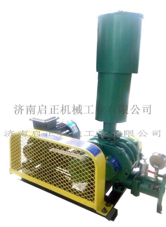 養殖場污水處理風機,啟正羅茨風機污水處理設備