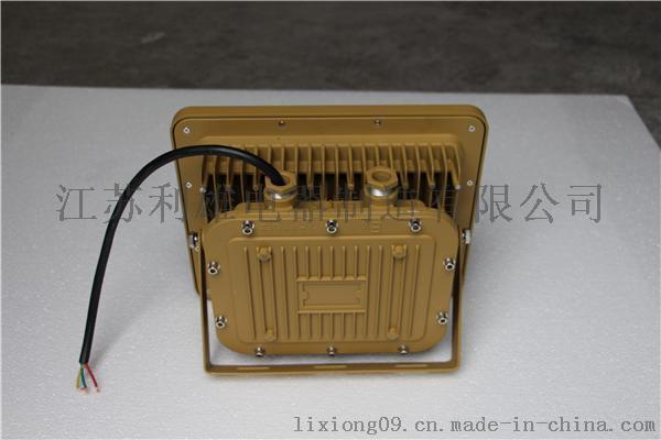 壁裝LED防爆投光燈100WLED防爆燈100W防爆油站燈壁裝LED防爆燈