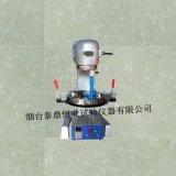 烟台泰鼎TD752-2型稀浆混合料湿轮磨耗试验仪/磨耗仪/湿轮磨耗仪/乳化沥青磨耗测定仪
