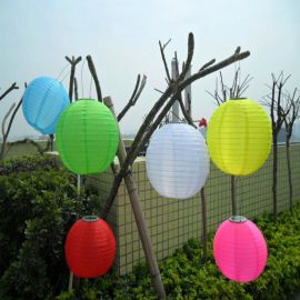 太阳能灯笼户外防水LED灯笼