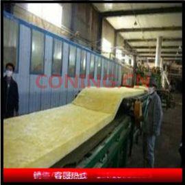 华南地区金属屋面用超细离心玻璃丝棉毡 玻璃纤维保温棉