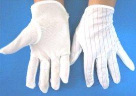 防静电点胶防滑手套
