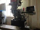 南京模具製造  華一立臥兩用4H炮塔銑牀