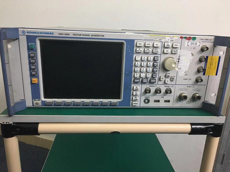 万新 专业维修R&S SMW200A 发生器维修保养