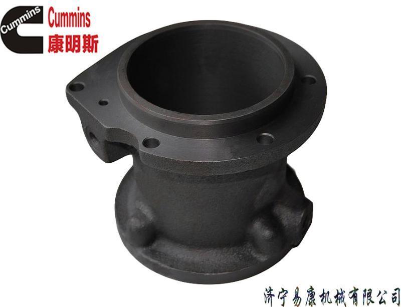 柳工康明斯发动机水泵 QSB7水泵