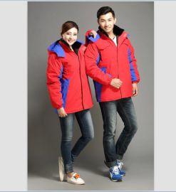 衝鋒衣三合一戶外搖粒絨內膽登山服保暖