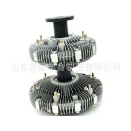 解放J6 风扇离合器耦合器1313010-A263奥威硅油风扇离合器 图片