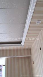 全屋装饰 护墙板挤出机 竹木纤维板生产线 木塑地板片材生产设备