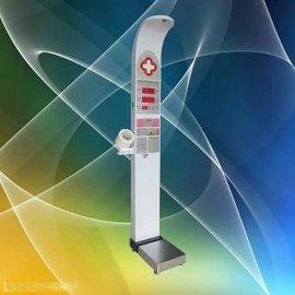 多功能身高体重电脑人体测量秤