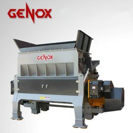 GENOX单轴撕碎机 K系列 K2400