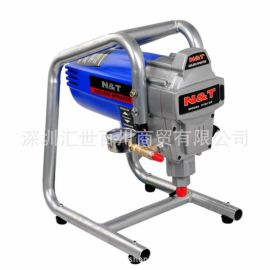 南田9100喷涂机 隔膜式高压无气喷涂机涂料喷涂机乳胶漆喷涂机小型喷涂机