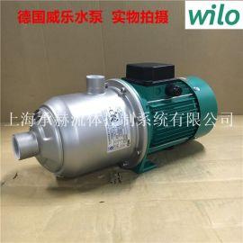 威乐不锈钢地源热泵MHI805