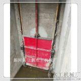 明杆式1米乘1米铸铁镶铜闸门江苏铸铁镶铜圆闸门优势