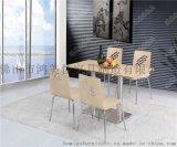 西餐厅餐桌椅,连锁餐厅餐桌椅广东鸿美佳工厂提供