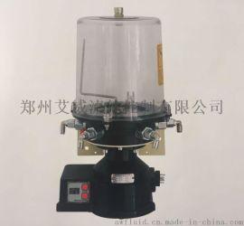 主机润滑泵电动润滑泵DC402电动黄油泵油脂润滑泵