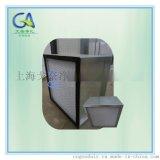 浙江杭州 HEPA有隔板高效过滤器 铝隔板纸隔板 厂家直销