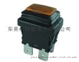 IP65防尘防水大电流按键开关
