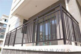 江苏固格澜栅 厂家直供镀锌阳台护栏 防腐防锈