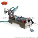 半自动灌装机 液体半自动灌装机