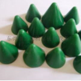 供应圆锥塑胶磨料 树脂研磨石,合金研磨石