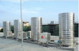 东莞学校空气能热水器深圳热泵热水工程东莞安装太阳能热水器益健供
