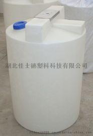 500L塑料圆柱加药箱天长市生产厂家哪里