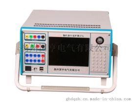 微機繼電保護測試儀工控繼電保護測試儀四相電壓